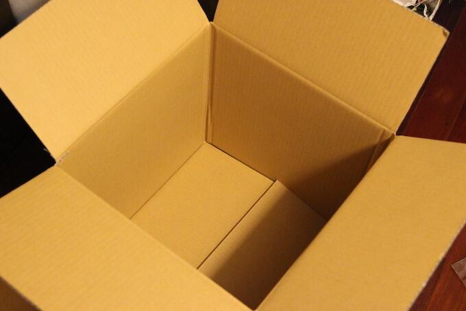 サマリーポケットのレギュラーボックス